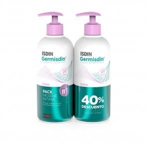 PACK PROMOCIONAL: ISDIN GermISDIN Gel Intimate Hygiene 2x500ml