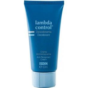 ISDIN Lambda Control Deodorant Antiperspirant Cream 50ml