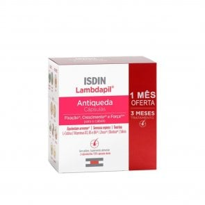 PROMOTIONAL PACK: ISDIN Lambdapil Fortifying Anti Hair Loss Capsules x180