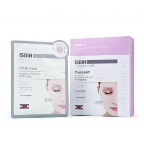 ISDIN Maskream Hydrogel Anti-Aging Mask x4units