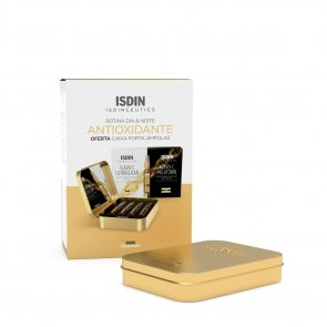 COFFRET: ISDINCEUTICS Antioxidant Day & Night Routine Pack + Box
