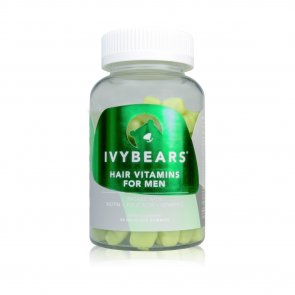 Ivy Bears Hair Vitamins Men x60