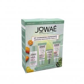 TAMANHO DE VIAGEM: Jowaé Energizing Moisturization Travel Kit