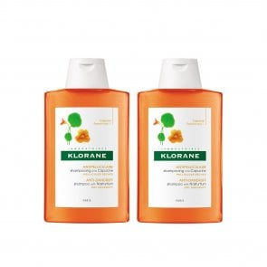 PACK PROMOCIONAL: Klorane Anti-Dandruff Shampoo With Nasturtium 200ml x2