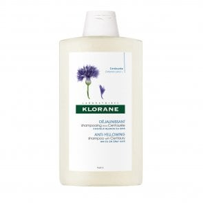 Klorane Anti-Yellowing Shampoo with Centaury 400ml