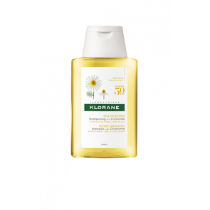 TRAVEL SIZE: Klorane Blond Highlights Shampoo with Chamomile 100ml