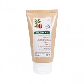 Klorane Body Cupuaçu Flower Nourishing Body Lotion 75ml