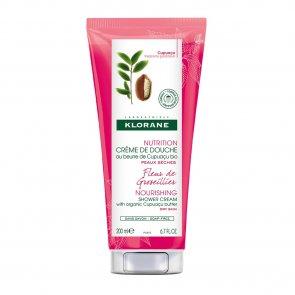 Klorane Body Currant Flower Nourishing Shower Cream 200ml