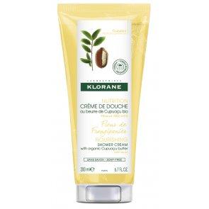 Klorane Body Frangipani Nourishing Shower Cream 200ml