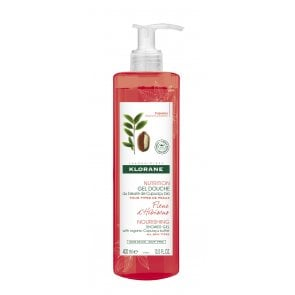 Klorane Body Gel Duche Nutritivo Flor Hibisco 400ml