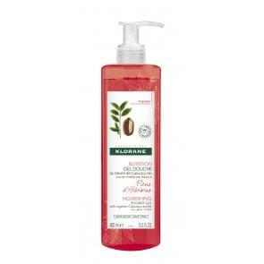 Klorane Body Hibiscus Flower Nourishing Shower Gel 400ml