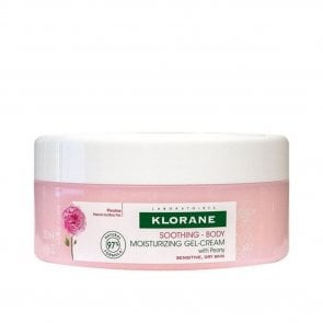 Klorane Body Peony Moisturizing Gel-Cream 200ml