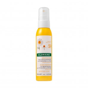 Klorane Blond Highlights Sun Lightening Spray with Chamomile 125ml