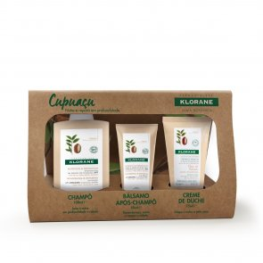 GIFT SET: Klorane Cupuaçu Bath Care Coffret