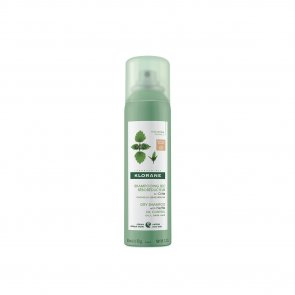Klorane Dry Shampoo with Nettle Brown to Dark Hair 150ml