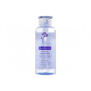 Klorane Floral Water Make-up Remover Sensitive Face & Eyes 400ml