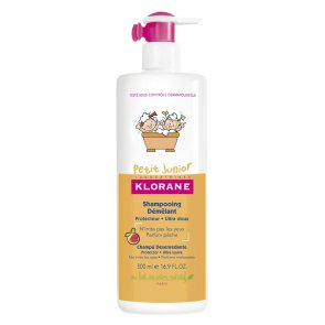 Klorane Petit Junior Peach Detangling Shampoo 500ml
