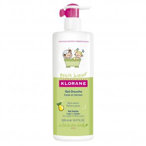 Klorane Petit Junior Shower Gel Hair and Body Pear 500ml