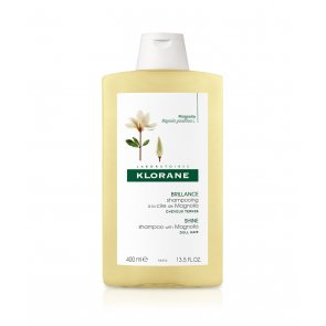 Klorane Shine Shampoo with Magnolia 400ml