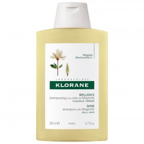 Klorane Shine Shampoo with Magnolia 200ml