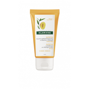 TRAVEL SIZE: Klorane Nourishing Conditioner with Mango Butter 50ml
