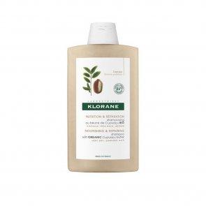Klorane Nourishing & Repairing Organic Cupuaçu Butter Shampoo 400ml
