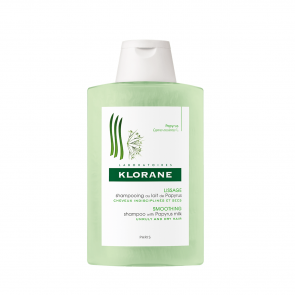 Klorane Smoothing Shampoo with Papyrus Milk 400ml