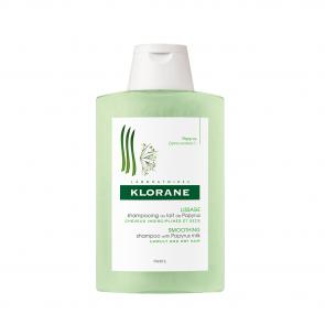 Klorane Shampoo Alisador c/ Leite Papiro 200ml