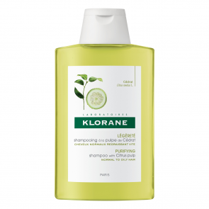 Klorane Purifying Shampoo with Citrus Pulp 400ml