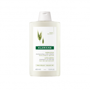 Klorane Ultra-Gentle Shampoo with Oat Milk 400ml