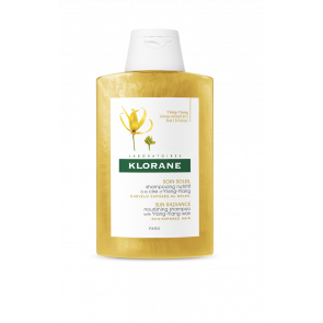Klorane Sun Radiance Nourishing Shampoo with Ylang-Ylang 200ml