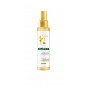 Klorane Sun Radiance Protective Oil with Ylang-Ylang 100ml