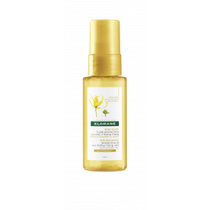 Klorane Sun Radiance Protective Oil with Ylang-Ylang 50ml