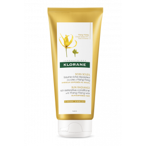 Klorane Sun Radiance Rich Conditioner with Ylang-Ylang 200ml