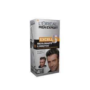 L'Oréal Men Expert Excell 5 Hair Color 4 Natural Dark Brown