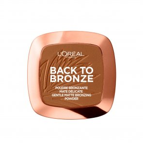 L'Oréal Paris Back To Bronze Matte Bronzing Powder 9g