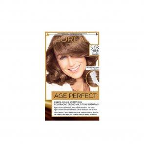 L'Oréal Paris Excellence Age Perfect 5.03 Permanent Hair Dye