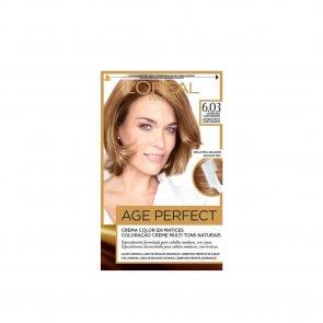 L'Oréal Paris Excellence Age Perfect 6.03 Permanent Hair Dye