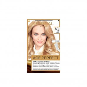 L'Oréal Paris Excellence Age Perfect 8.31 Permanent Hair Dye
