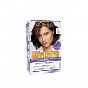 L'Oréal Paris Excellence Cool Creme 5.11 Ash Light Brown Hair Dye