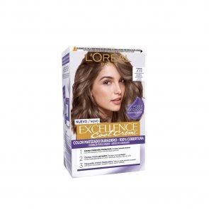 L'Oréal Paris Excellence Cool Creme 7.11 Ash Blond Hair Dye