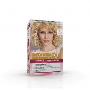 L'Oréal Paris Excellence Creme 10 Natural Baby Blonde Hair Dye