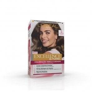L'Oréal Paris Excellence Creme 5 Light Brown Hair Dye