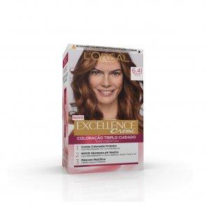 L'Oréal Paris Excellence Creme 6.41 Natural Hazelnut Hair Dye