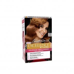 L'Oréal Paris Excellence Creme 7.7 Iced Caramel Hair Dye