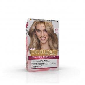 L'Oréal Paris Excellence Creme 8.1 Ash Blonde Hair Dye