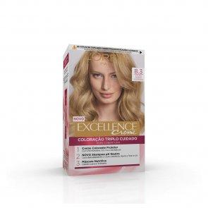 L'Oréal Paris Excellence Creme 8.3 Golden Blonde Hair Dye