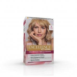 L'Oréal Paris Excellence Creme 8 Natural Blonde Hair Dye