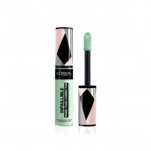 L'Oréal Paris Infallible More Than Corrector 01 Green 11ml