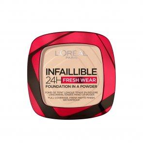 L'Oréal Paris Infallible 24h 2-In-1 Powder Foundation 020 Ivory